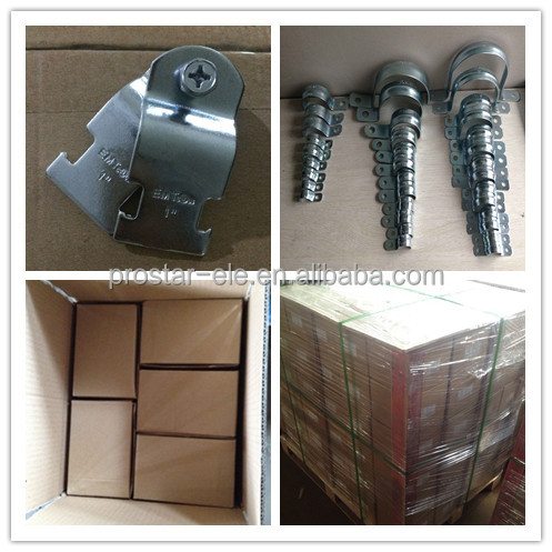 Electrical Galvanized Strut Pipe Clamp