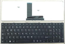wholesale UK keyboards for Toshiba Satellite C50-B C50-B-021 C50-B-022 C50-B-009 C50-B-02Y laptop keyboards UK layout