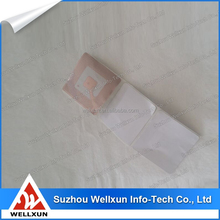 SGS active rfid tag label sticker price