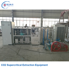 China supplier beer hops fluid co2 supercritical extraction equipment