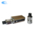Electronic cigarette mini 45w box mod 1500mah battery 2ml vaporizer e cigarette kit