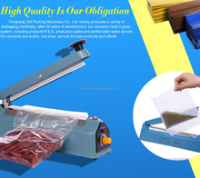 "PFS-100 6"" Impulse manual sealer for pp PVC foil bag"