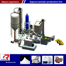 professional service long term guarantee gypsum powder machine maker on promotion