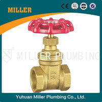 New Design High Quality 3 inch 200WOG Brass Gate Valve