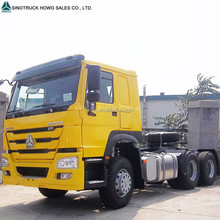6x4 electric tow trucks Sinotruk Howo tractor truck EURO2-5 Engine: D12.42, 336-420HP