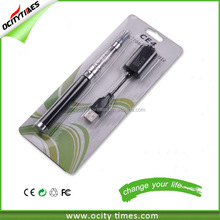 Mini 2014 Hottest Excel Electronic Cigarette OEM 650MAH BLISTER PACK EGO CE4 ELECTRONIC CIGARETTE