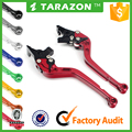CNC machined 6061 T6 Aluminum motorcycle clutch brake lever