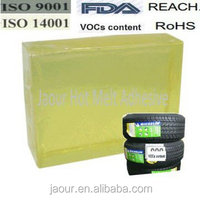 High Quality PSA Hot Melt Adhesive Glue for tyre label