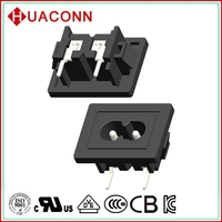 88-05A0B15S-P17 top quality useful female ac socket power jack