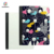 2019 Top Quality blank sublimation leather flip cover case for iPad pro