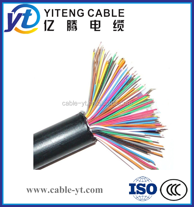 volume audio control cable with copper flexible conductor