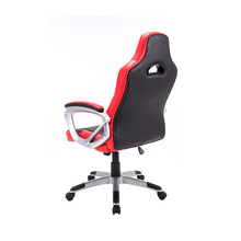 Free sample cheap swivel PU leather office custom adjustable ergonomic massage gaming chair racing style
