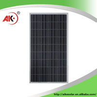100W 18V Alibaba china supplier inexpensive ollin 100w poly solar panels