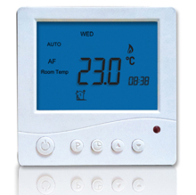 electrical symbols thermostat for floor heating