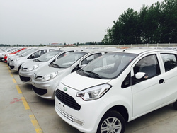 2016 factory direct supply new condition electric car