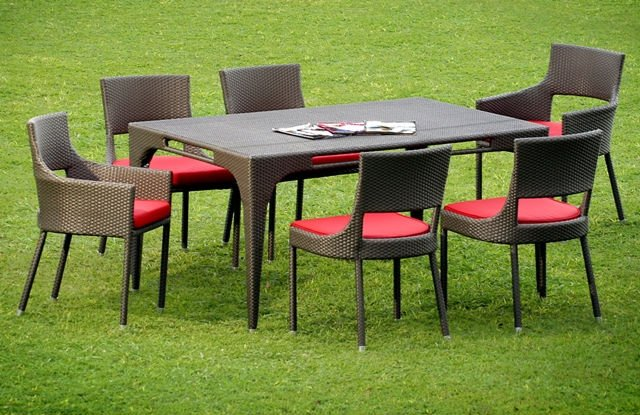 Isabella Dining Set- 6 seaters