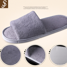 S&J High Quality Hot Selling Open Toe Mens Spa Slippers With Good Quality