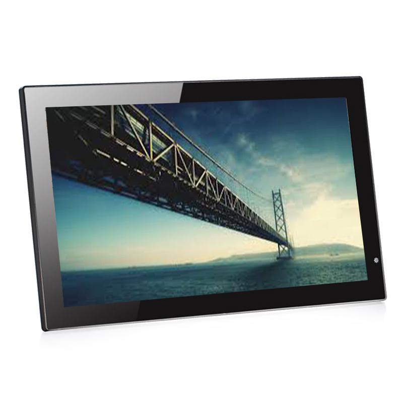 18.5 pouces lecture vidéo HD cadre photo numérique avec capteur de mouvement - ANKUX Tech Co., Ltd