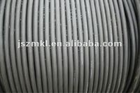 2013 Rubber sheathed rolled coal mining power cable