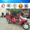 China Supplier Cargo Three Wheel Motorcycle Air-cooling Trike Efficient Motorized Tricycle
