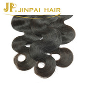 JP Hair 14 Inch 3pcs/Lot No Tangle & Shedding Intact Virgin Peruvian Hair Extensions