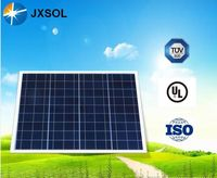China solar panel manufacture poly 50w photovoltaic solar panels