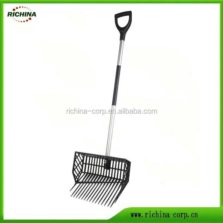 PC+ABS blade, aluminum handle, Hay Fork