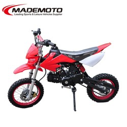 electric and kick start 110 dirt bike