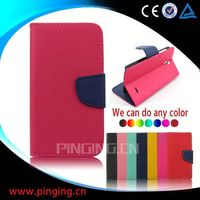 for Cherry Mobile B200 case, wallet leather mobile phone cover for Cherry Mobile B200
