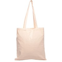 cheap blank canvas totetwo long handles shoudler bags