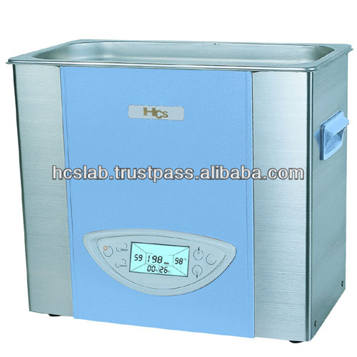 HCS Double Frequency Desk-top Ultrasonic Cleaner