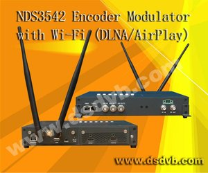 wireless rf modulator
