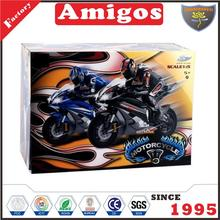 Guanghongyi toy 1:5 3 channel rc motrocycle with light,battery funny radio control motorcycle