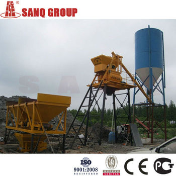Concrete Batching Plant for sale 25m3/h
