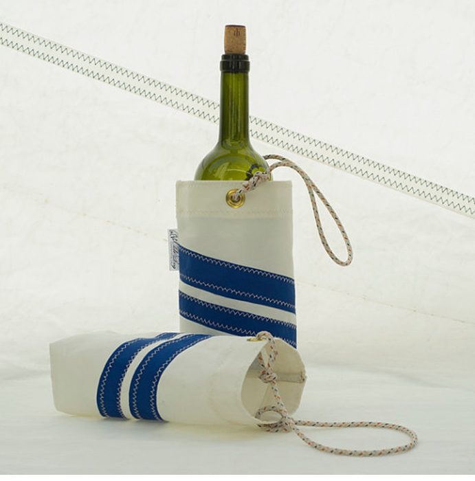 Wholesale Red Wine Bottle Tote,Sail Cloth Tote Bag,Wine Bag