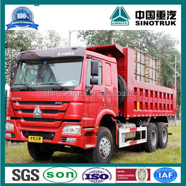 2015 SINOTRUK new condition dump <strong>truck</strong> 336.371 HP 6X4 howo heavy duty cheap sinotruck for sale