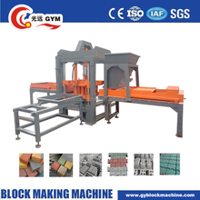 automatic production line fly ash interlocking brick making machine for sale in india
