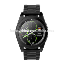 KOMAY hot selling NO.1 G6 MTK2502 waterproof smart watch 1.2 inch android 4.3 WATCH phone