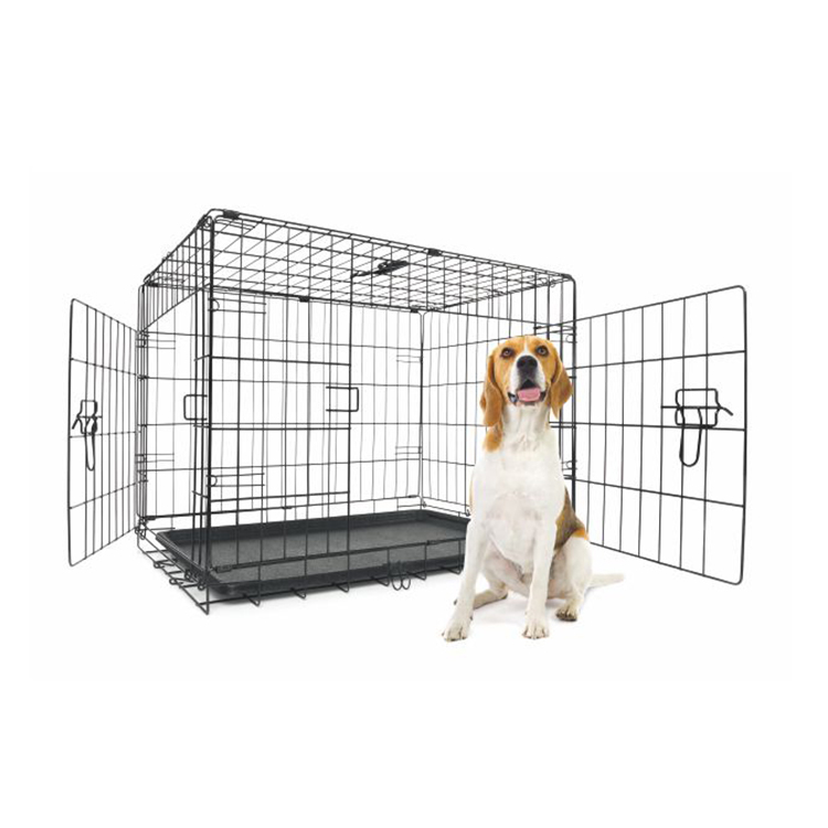 Wholesale cages hospital folding pet dog crate