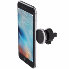 Sticky Gel Universal Mobile Phone Holder Air Vent Magnet Car Holder For iPhone 6sone 6S Samsung HTC