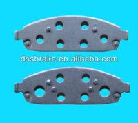 QUALITY BRAKE PAD BACK PLATE D1080 FOR Nissan