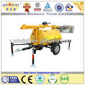 10kw engine mobile generator light tower with CE/ISO