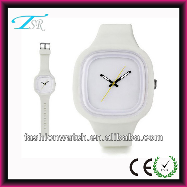 Christmas buy gift fashion girls fluorescent 2013 new silicone watches