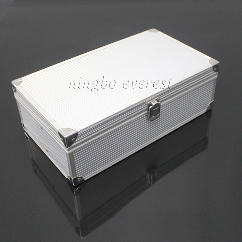 China Cheap Clear Acrylic Show Case Aluminum Flight Case