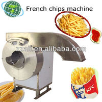 Multi-Functions fish and chips machine for selling