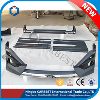 High Quality New China Type Body Kit for Toyota Vellfire 2015