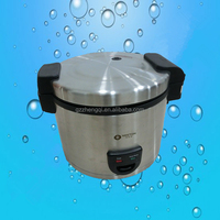 Non Stick 18L Commercial big rice cooker, as seen as on tv rice cooker (ZQ-C20)