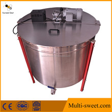 12 20 24 frames honey processing machines electric radial honey extractor