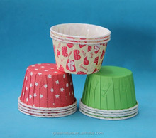 Muffin paper baking cups