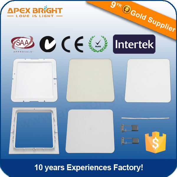120-275V AC led slim panel lights, Ceiling Downlight Accessories